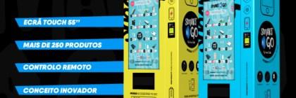Vending machines de produtos tecnológicos vão chegar a todo o país