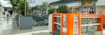 Solaris abre loja temporária