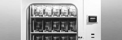 Cuecas em vending machines? Já existe
