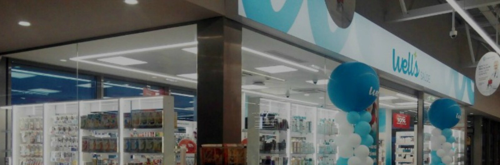 Well's abre loja em Avanca