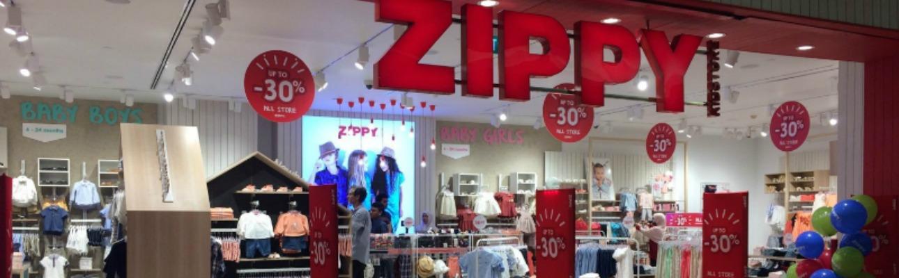 Zippy abre nova loja na Indonésia