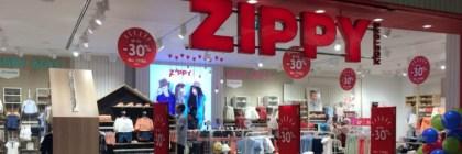 Zippy abre mais uma loja na Indonésia