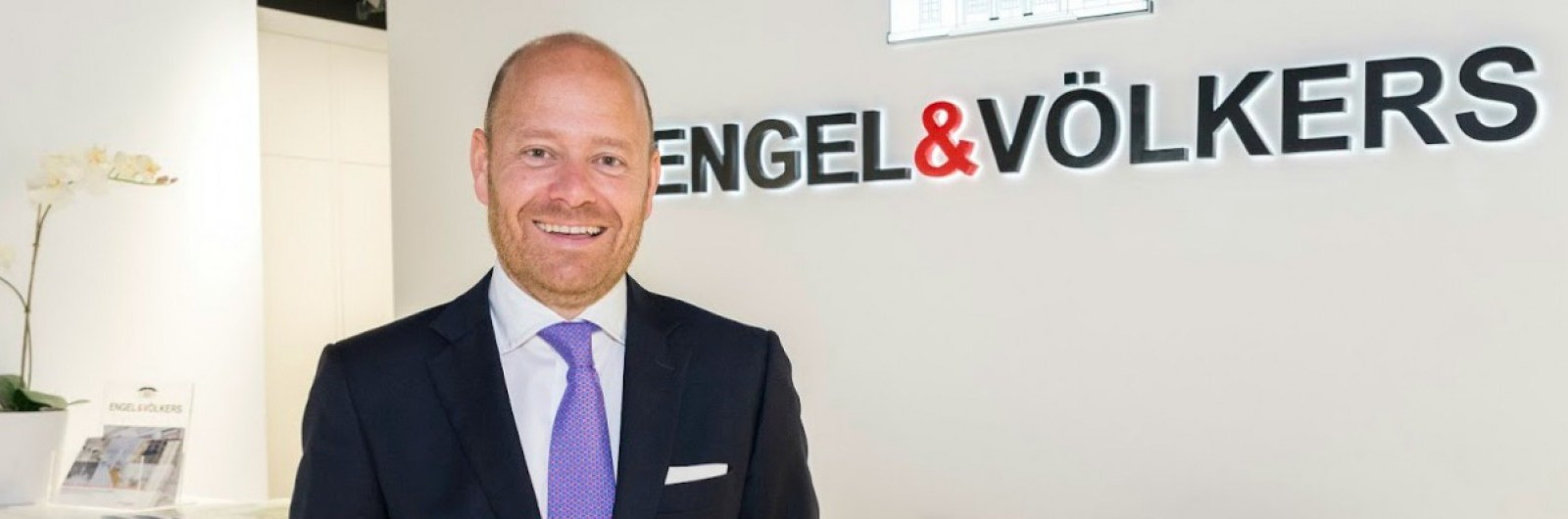 Engel & Völkers nomeia novo diretor de vendas e expansão
