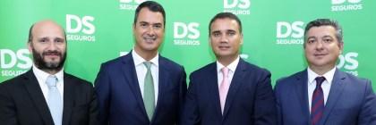 DS Seguros junta rede para celebrar resultados de 2018