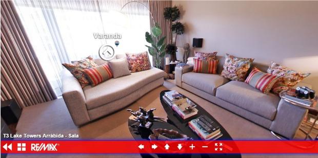 Remax cria solução para visitar imóveis virtualmente