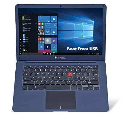 iBall CompBook M500 Boot From USB for Linux and Windows