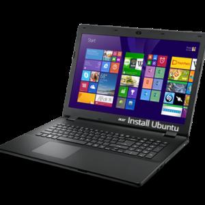 Acer E5 575G Ubuntu