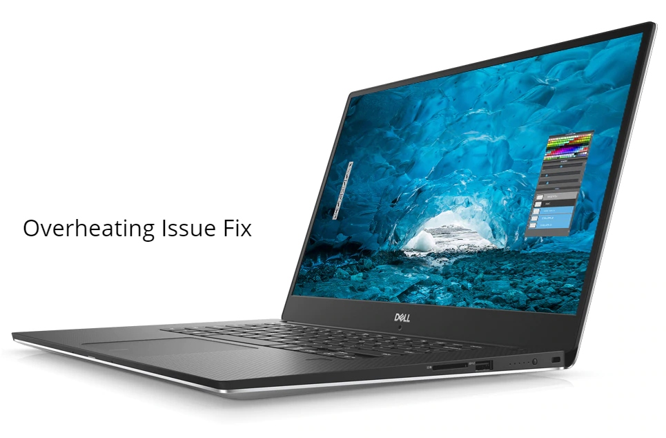 Dell XPS 15 9570 Overheating issue fix and other problems