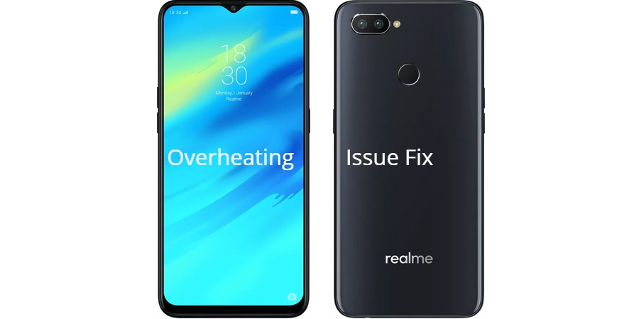 Realme 2 Pro overheating issue fix in seconds - infofuge