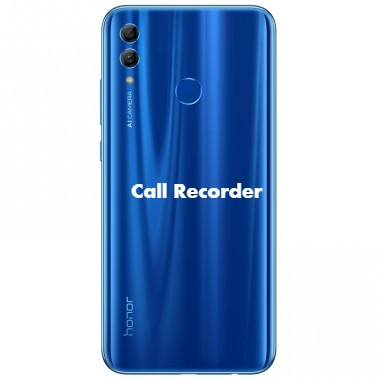 Honor 10 Lite Call Recorder for recording calls automatically