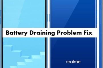 Realme C1 Battery problem