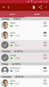 LG G7 Plus ThinQ Automatic Call Recorder