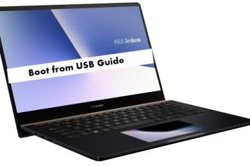 Dell XPS 15 9570 BIOS Update + BIOS Key to enter into BIOS