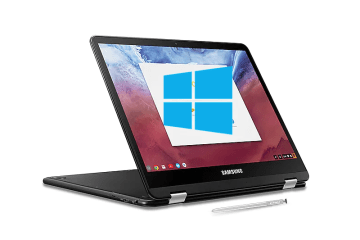 How to Install Windows 10 on Samsung Chromebook Pro