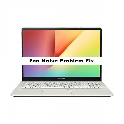 Asus Vivobook S15 Fan noise or Loud Fans Problem Fix - infofuge