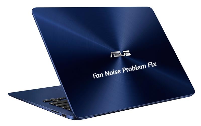 Asus ZenBook UX430 Fan Noise Problem Fix - infofuge