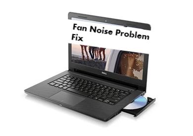 Dell Inspiron 14 3467 Fan Noise or Loud Fans Problem Fix