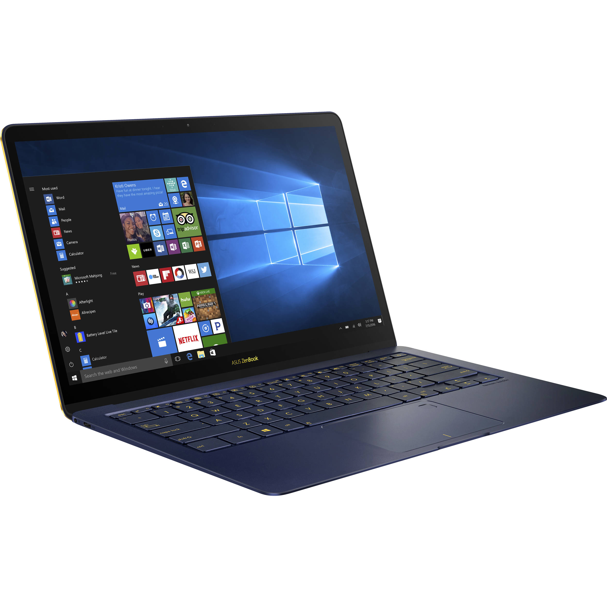Asus ZenBook 3 Boot from USB to install Windows or Linux