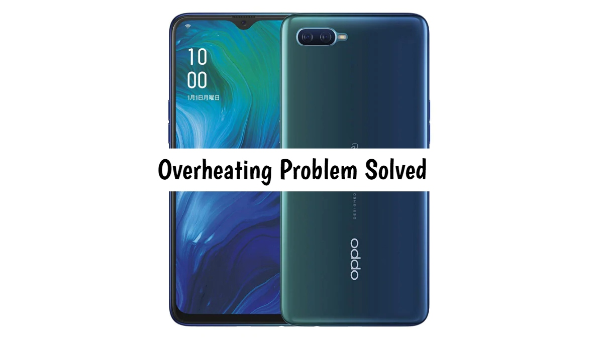 Oppo Reno A heating issue