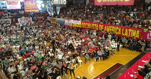 El sindicalismo de izquierda va a la Plaza de Mayo contra la reforma laboral