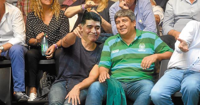 """Pablo en modo D10S:""""Daer, uno de los gordos o Triaca va a ser el nuevo secretario general de la CGT"""""""