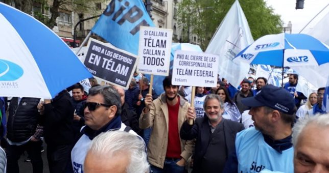El Episcopado buscará que el Gobierno se siente a dialogar con los despedidos de Telam