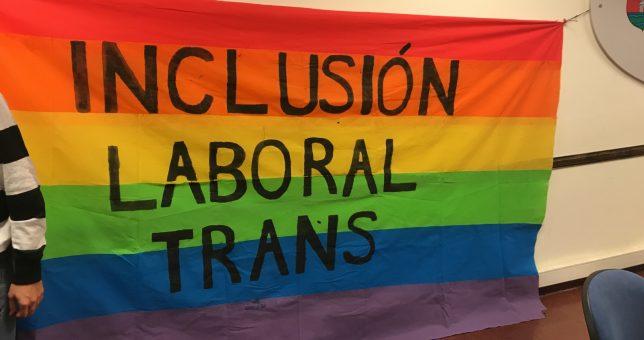 Se presenta un proyecto para promover la inclusión laboral de trans y travestis