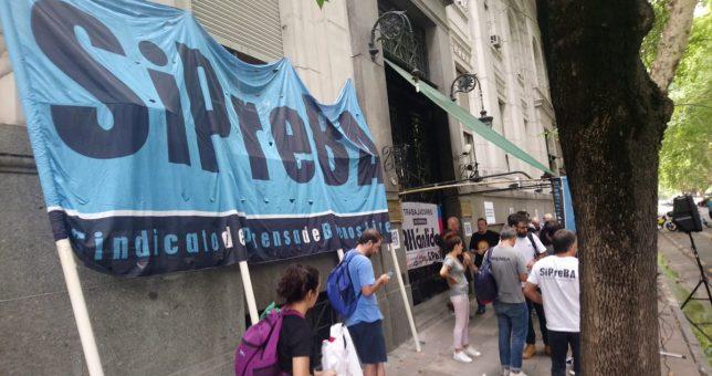 Trabajadores de prensa denunciaron despidos masivos en Editorial Atlántida