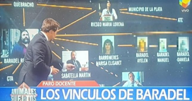 """""""Vidal financió la campaña sucia de Animales Sueltos para atacarme y atacar a mis hijos"""""""