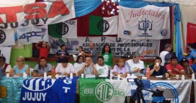Los estatales jujeños rechazaron el miniaumento del 10% que ofertó Morales