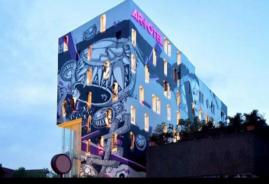 Hotel Murah di Sekitar Kawasan Thamrin Jakarta Pusat