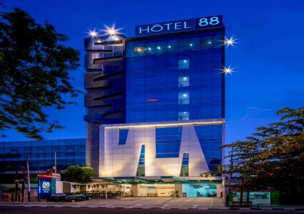 Hotel 88 Grogol, Petamburan, Jakarta Barat