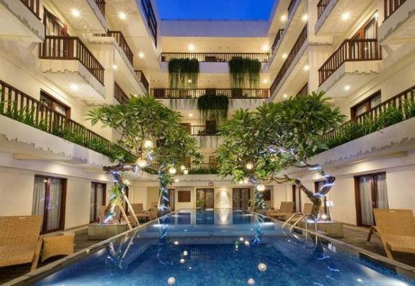 Sense Sunset Hotel Seminyak Bali