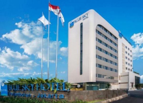 Blue Sky Hotel Petamburan Jakarta