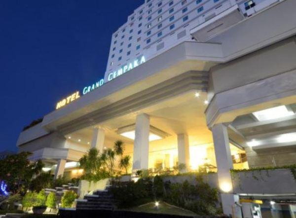 Hotel Grand Cempaka Business Jakarta