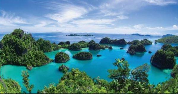 Kepulauan Raja Ampat Surga Wisata Terindah Dari Papua Barat
