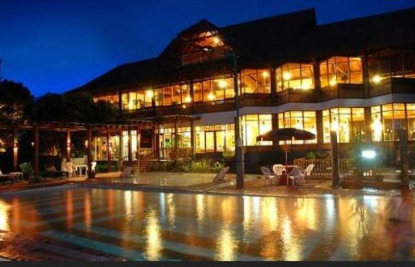 Hotel dan Villa di Ciater
