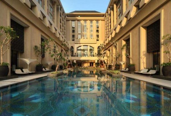 Hotel Bintang 5 di Jogja