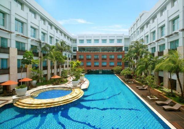 hotel di sekitar kawasan Mangga Dua Jakarta