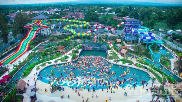 Jogja Bay Pirates Adventures Waterpark