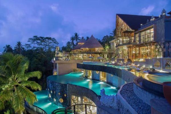 The Kayon Jungle Resort, Ubud Bali