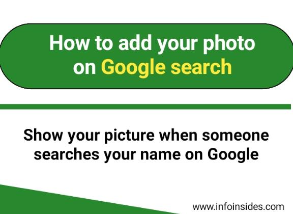 How to upload photos on Google search engine