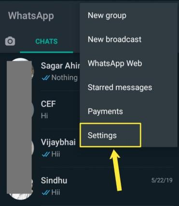 how to stop WhatsApp from automatic saving of photos and videos