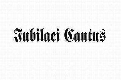 XVI Sądecki Festiwal Muzyczny IUBILAEI CANTUS