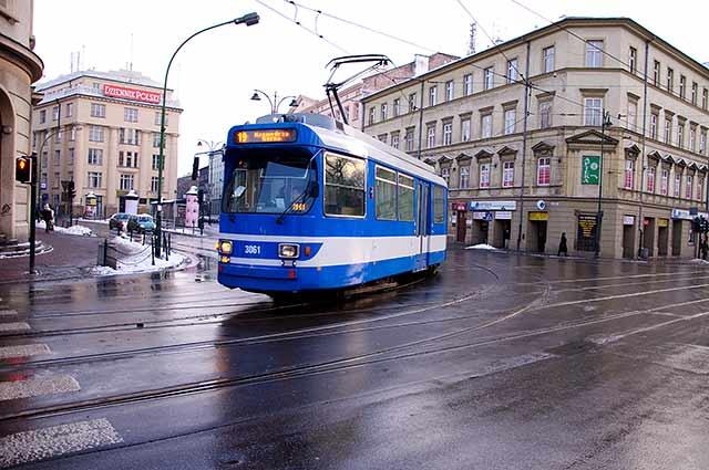 Specjalny tramwaj