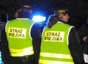 Straż Miejska Fot.Bogusław Świerzowski/InfoKraków24