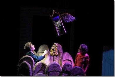 Hommage à Chagall - magiczny, malarski spektakl Teatru Groteska