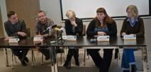 Konferencja prasowa przed Festiwalem Muzyki Filmowej