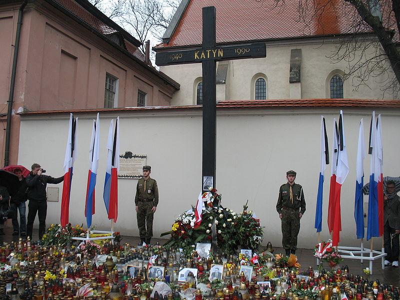 Rocznica katastrofy w Smoleńsku - Msza Święta na Wawelu