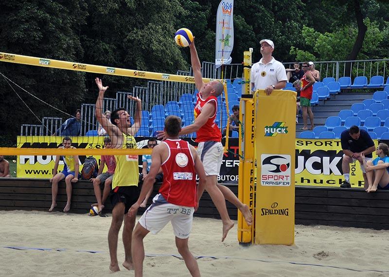 IV Grand Prix Polski w Siatkówce Plażowej Mężczyzn: 31 par w eliminacjach ( zdjęcia )